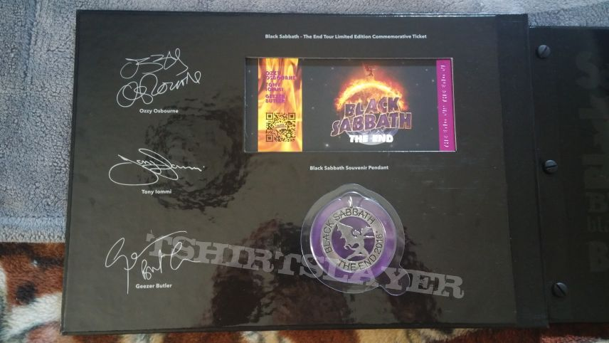 Exclusive black sabbath book and some extras for vip ticket exclusive black sabbath book and some extras for vip ticket holders m4hsunfo