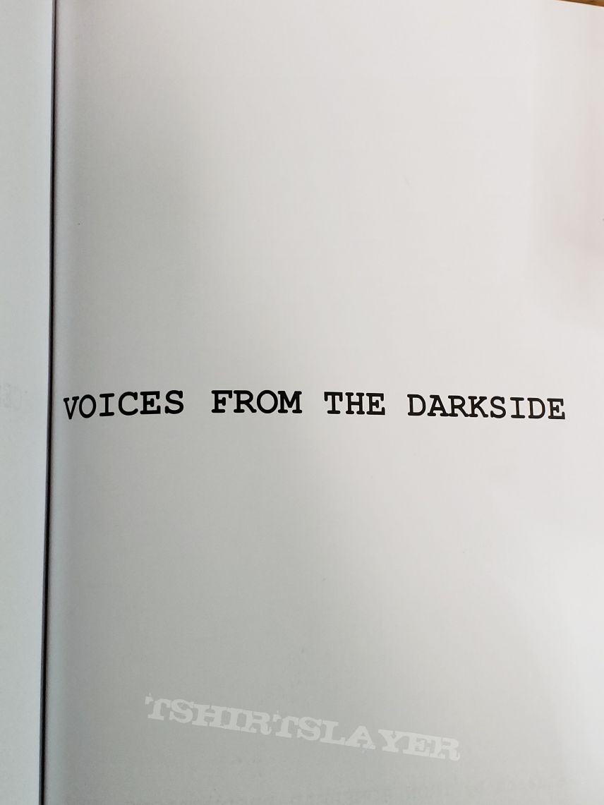 Voiceees...from the Darkside!
