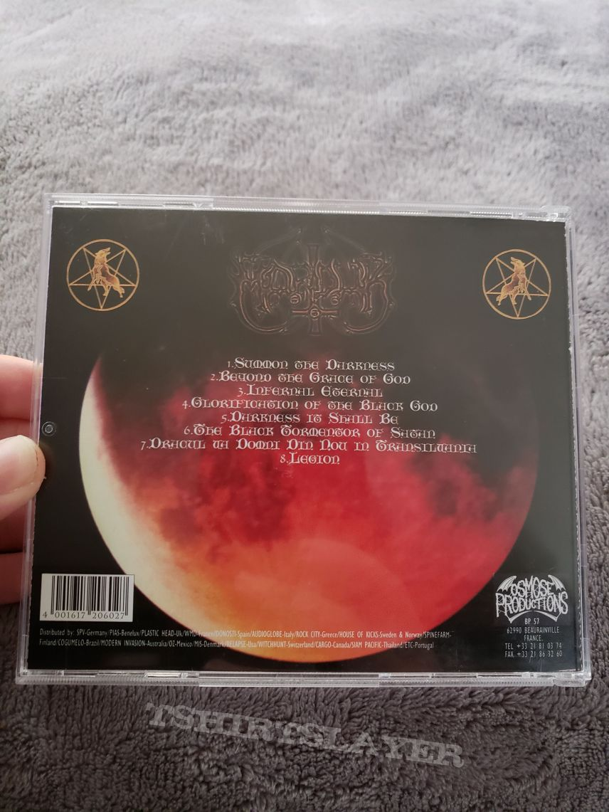 Marduk - Heaven shall burn when we are Gathered CD