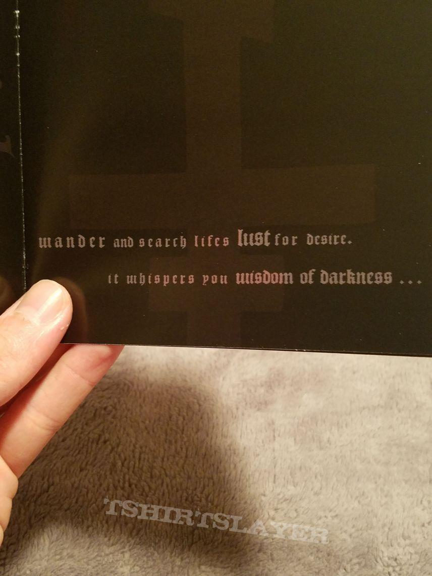 Hell's Headbangers CD haul.