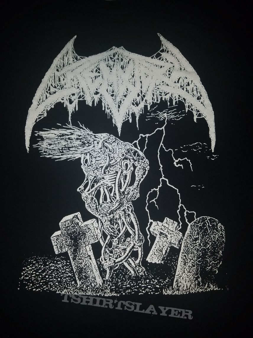XL Crematory - Wrath from the Unknown t-shirt.