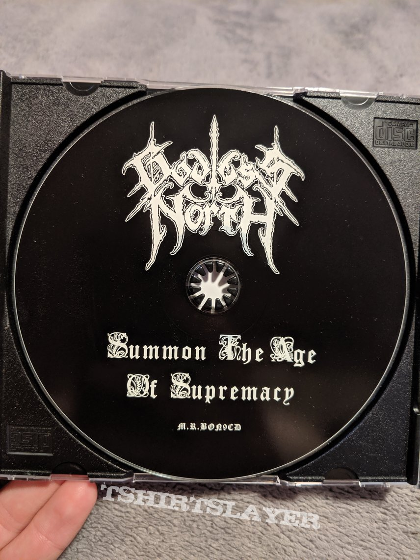 Godless North - Summon the Age of Supremacy CD