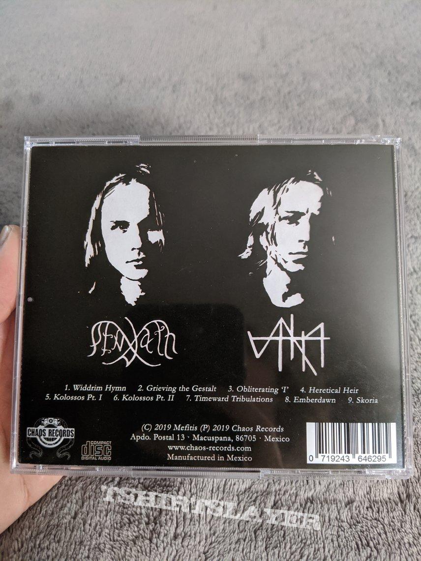 Mefitis - Emberdawn CD