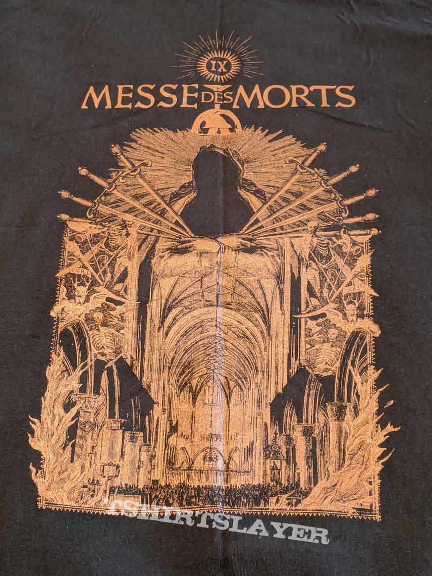 Messe des Morts 9 t-shirt