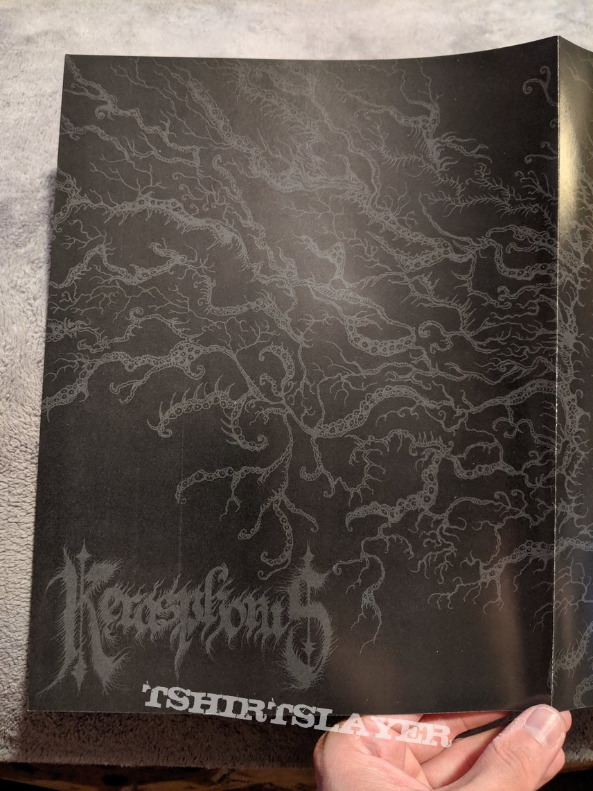 Kerasphorus - Cloven Hooves at the Holocaust Dawn die-hard LP