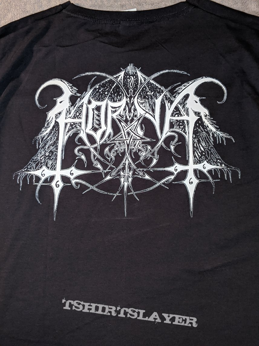 Horna - Sudentaival sleeveless shirt