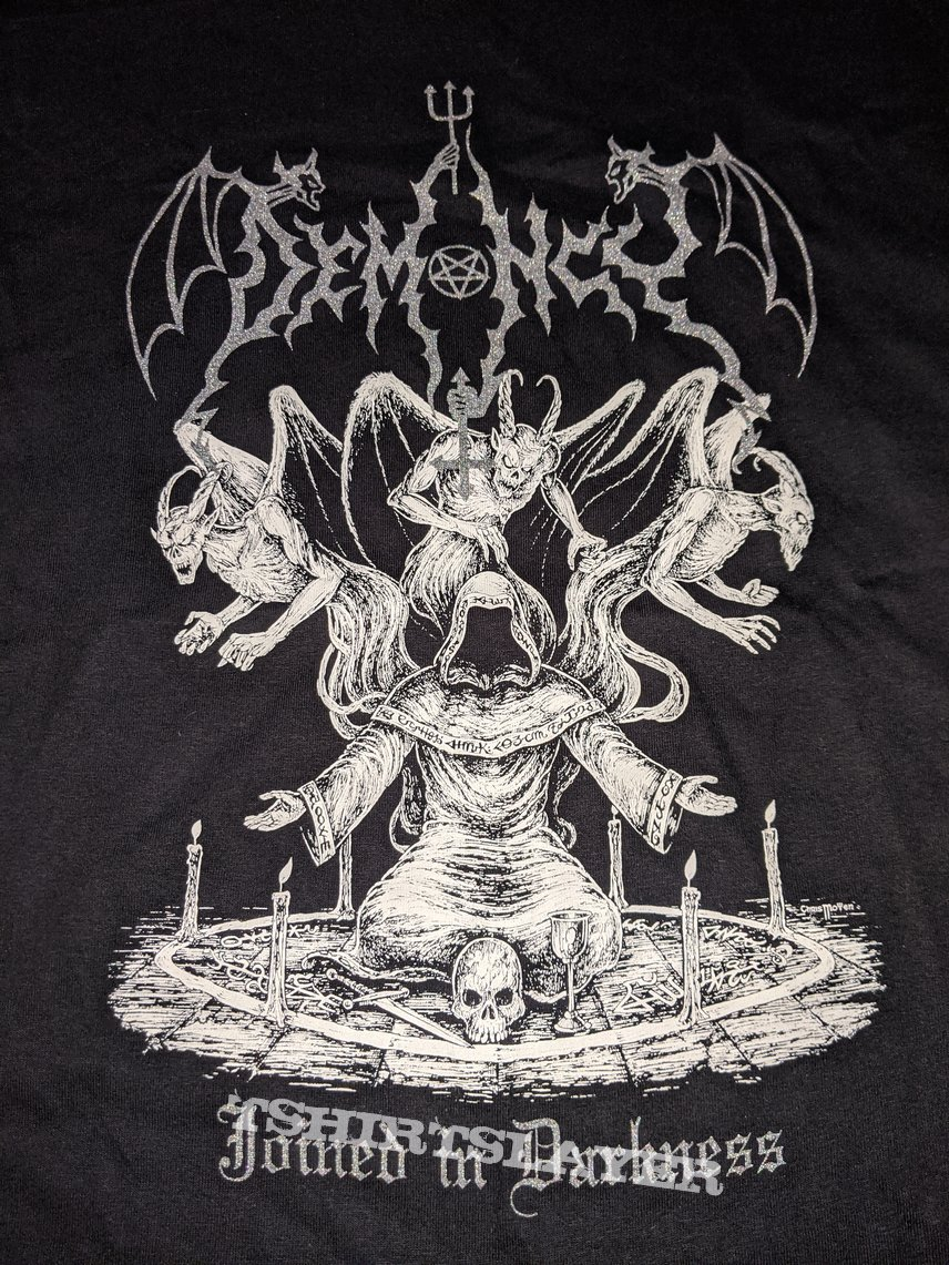 Demoncy - Joined in Darkness t-shirt