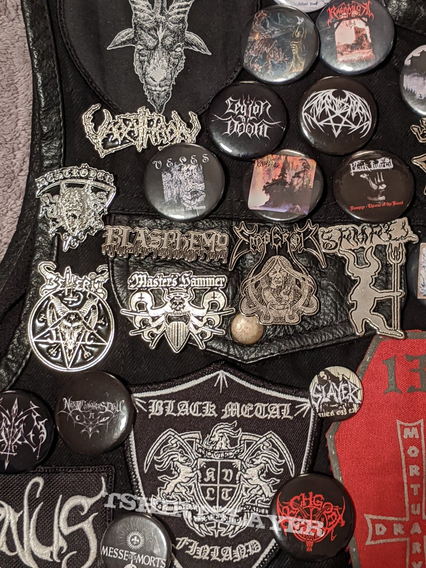 Black Metal is the game I play...