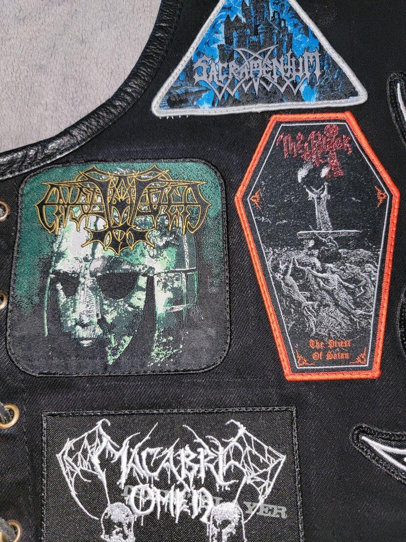 Updated vest.