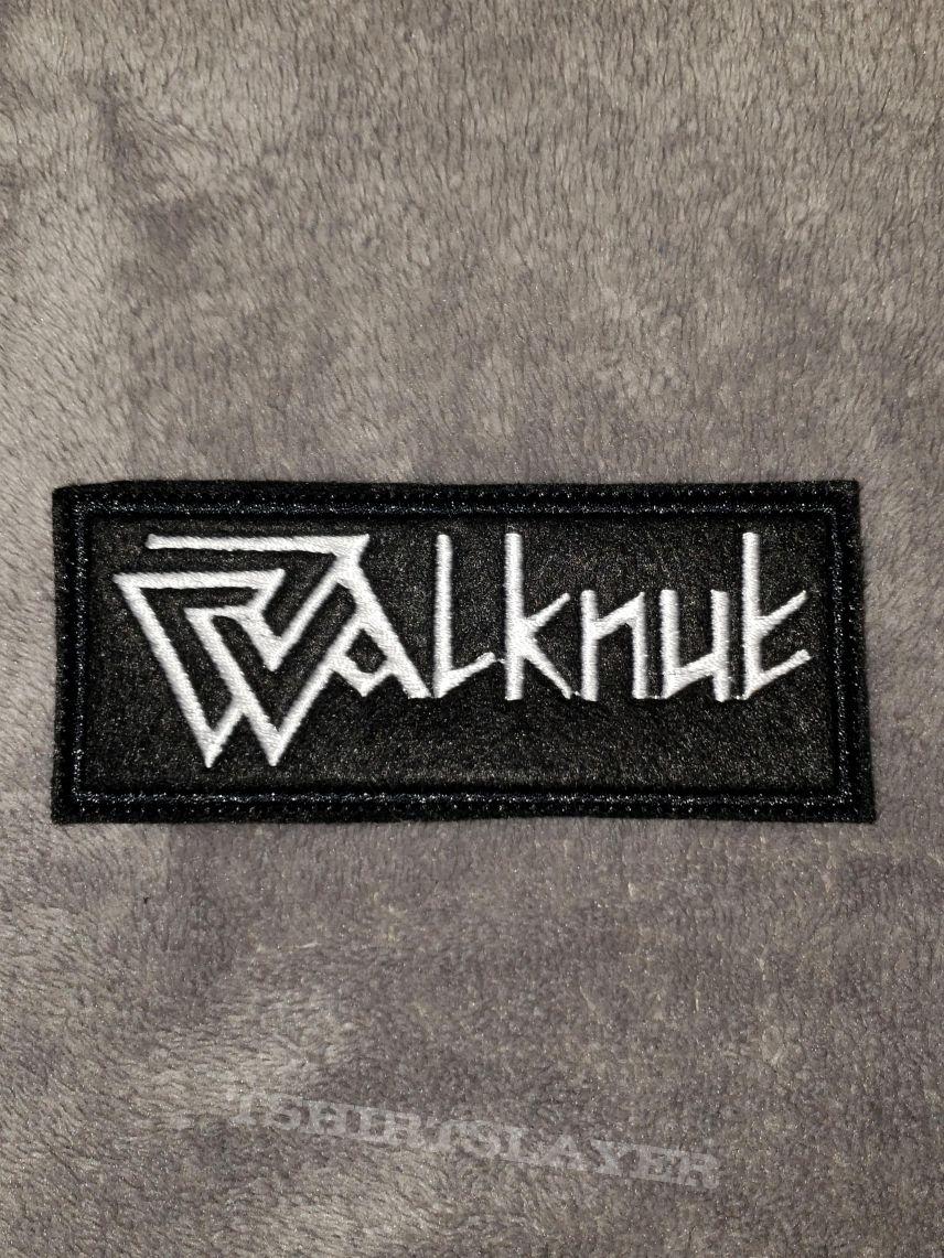 Walknut logo patch