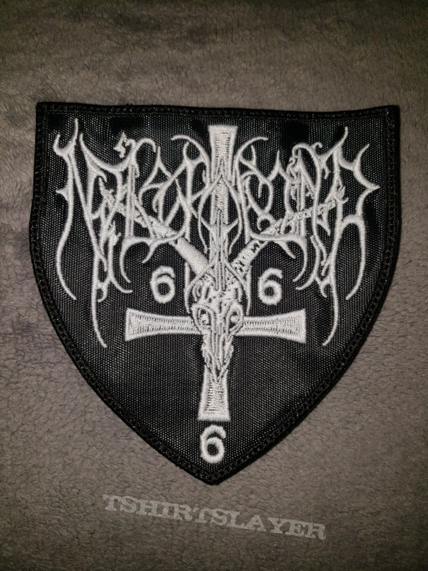 Nastrond embroidered patch