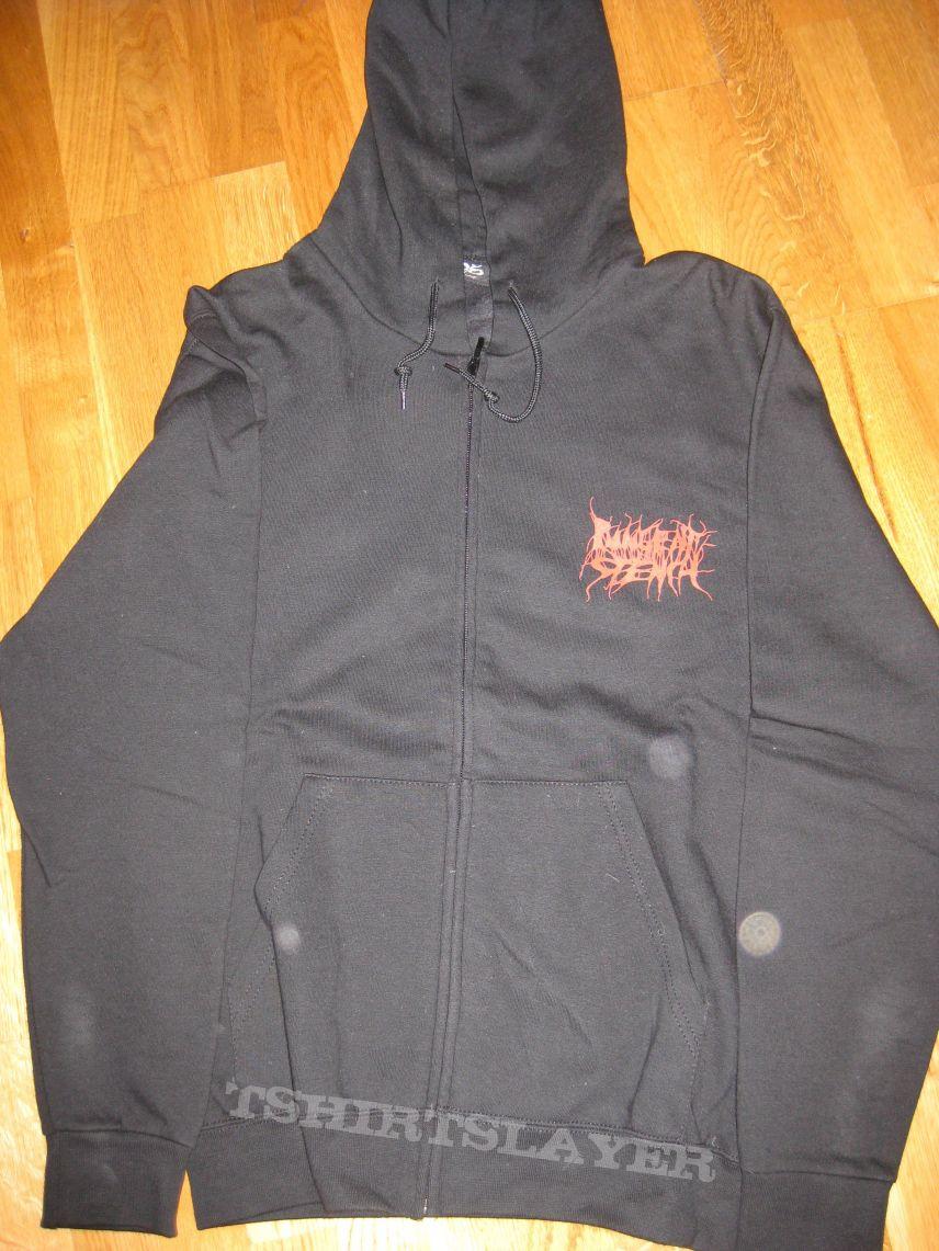 "Pungent Stench ""Austrian Empeauty Association"" hoodie"