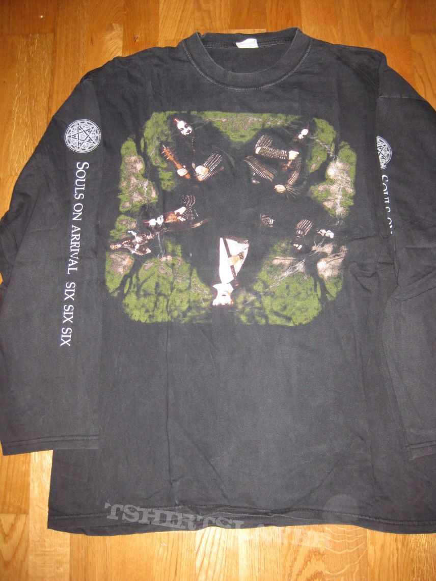 Dimmu Borgir Cunt Hunters Ls Tshirtslayer Tshirt And