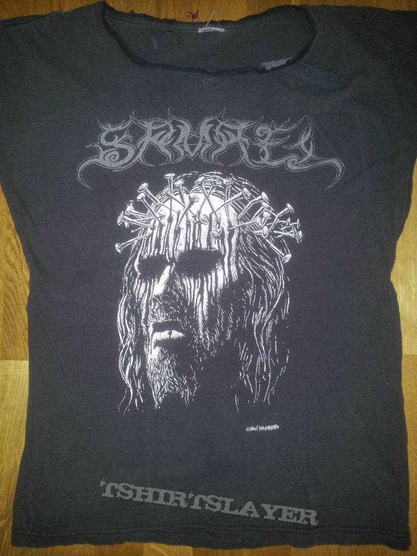 """Samael """"ceremony of opposites"""" shirt"""