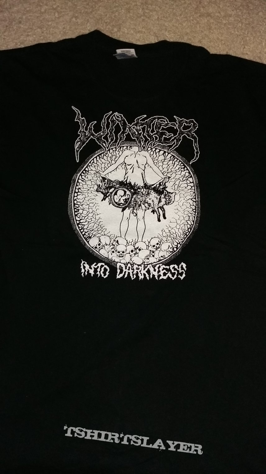 "Winter ""Into Darkness"" shirt"