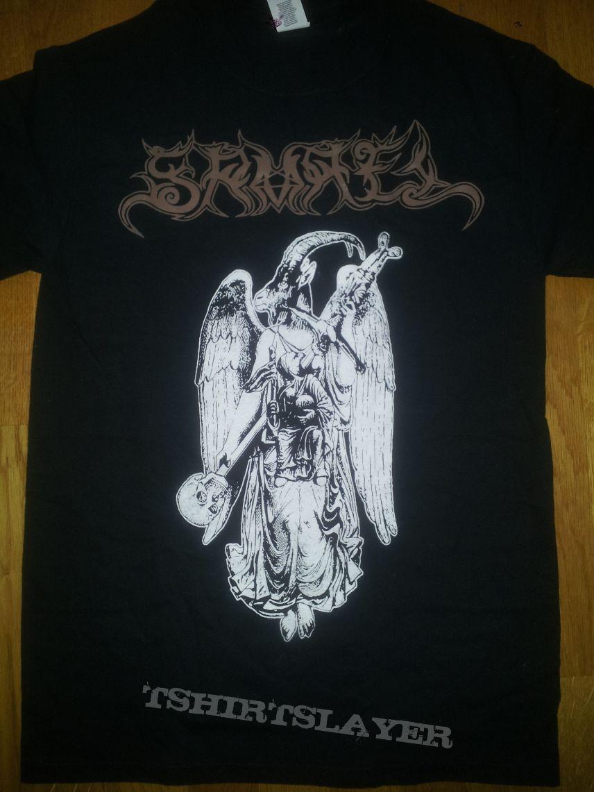 """Samael """"worship him"""" shirt"""