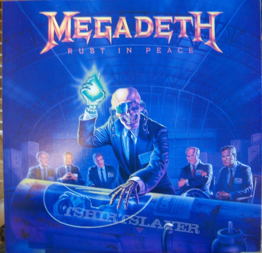 Cd megadeth rust in peace download google