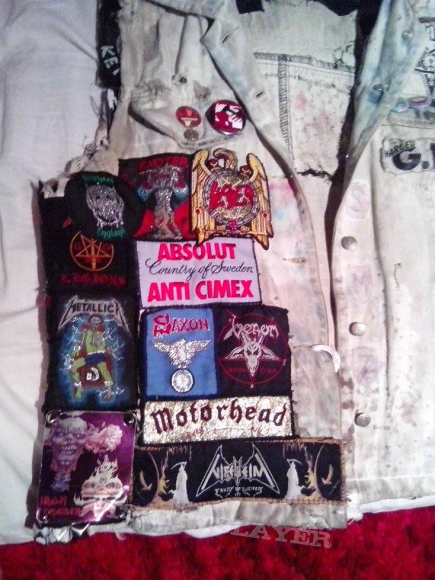Update of the vest