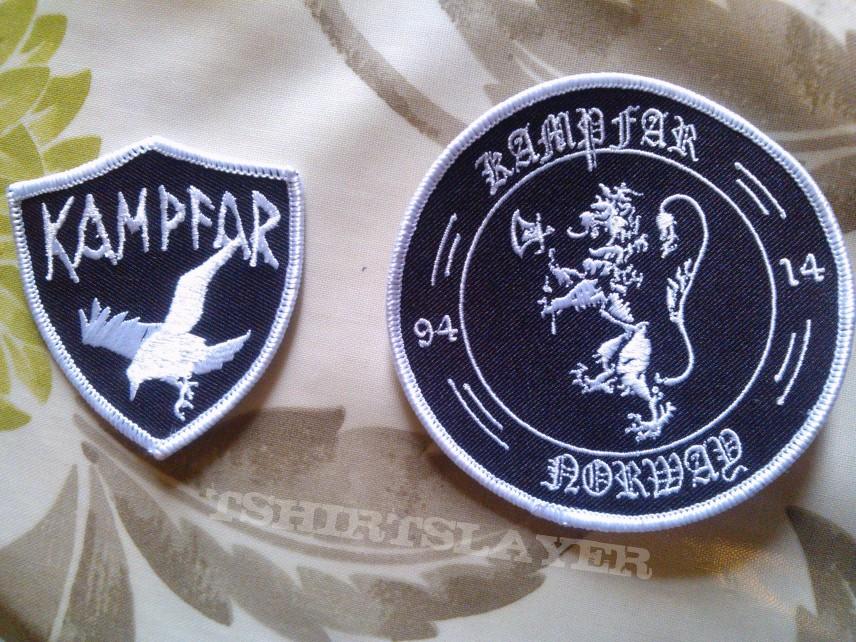 Kampfar patches