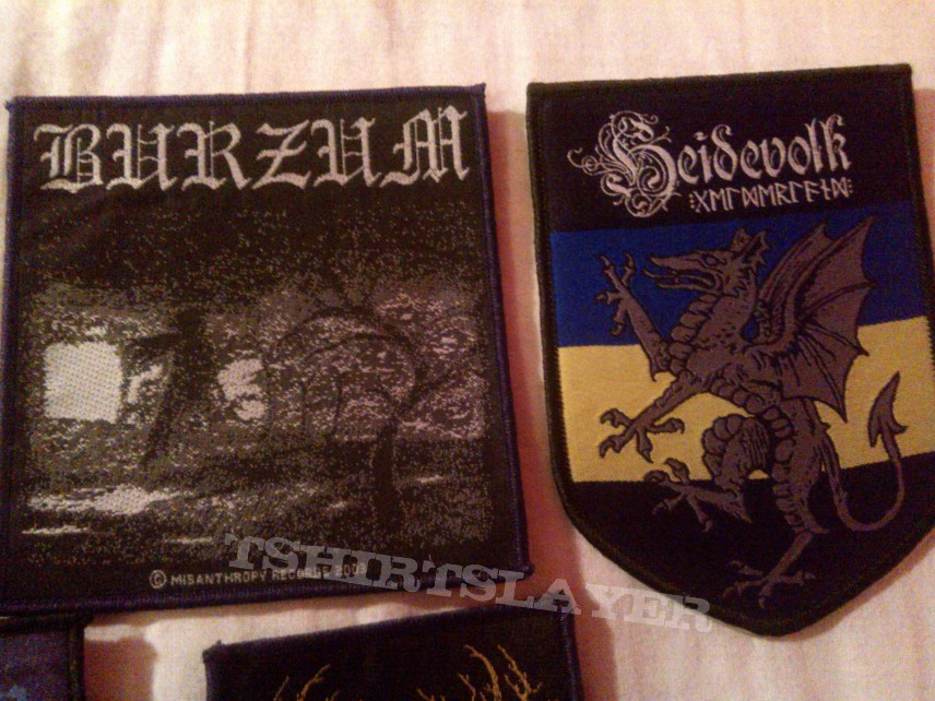 Patches bought at Bloodstock