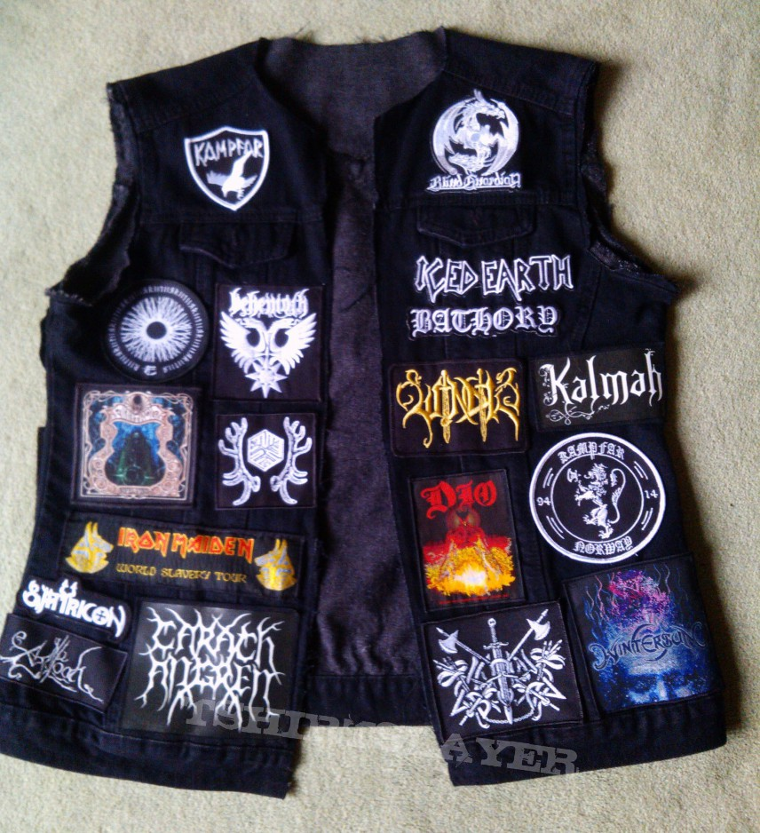 Pretty much finished battle jacket