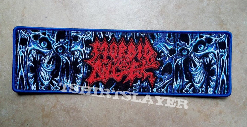 Morbid Angel Superstripe Woven Patch