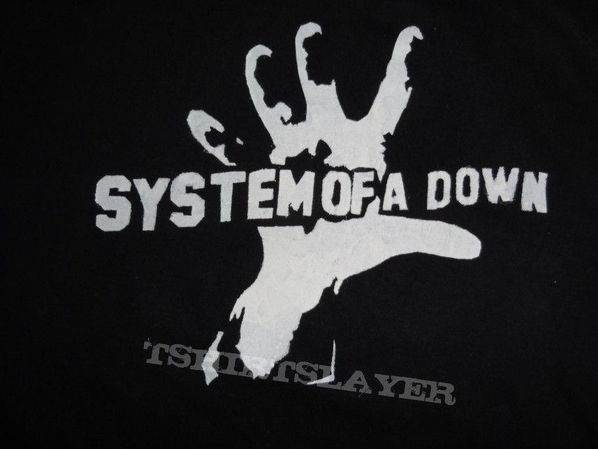 system of a down diy t shirt tshirtslayer tshirt and. Black Bedroom Furniture Sets. Home Design Ideas