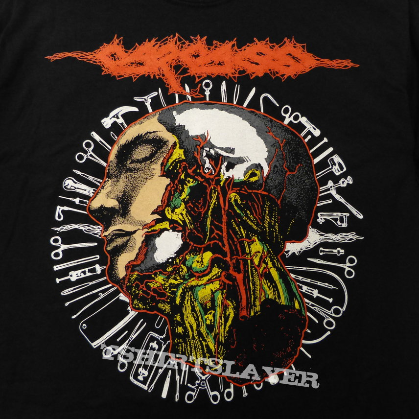 Carcass - 2016 A Matrimony Made...In Sickness And In Hell North American Tour Black LS