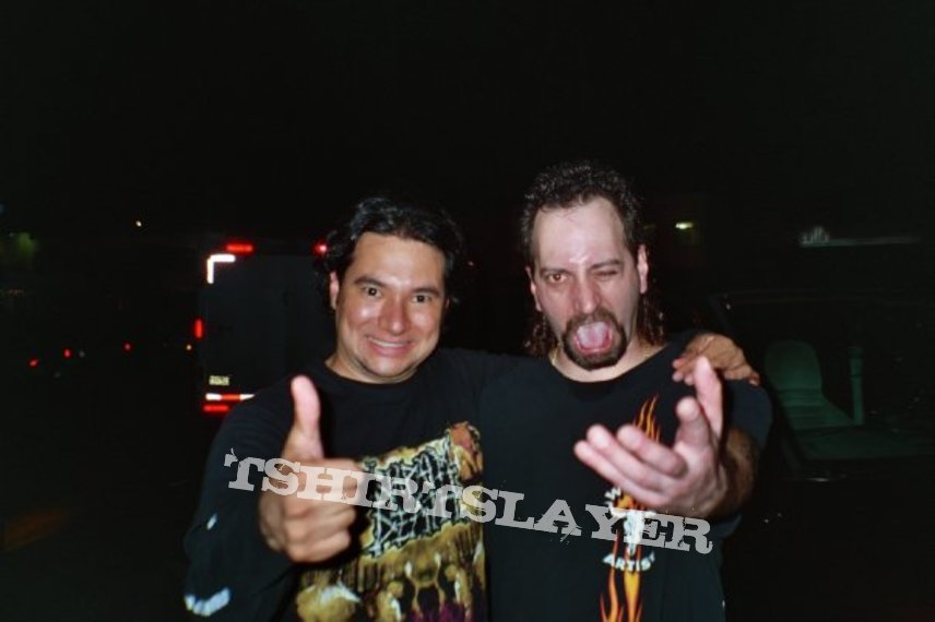 Macabre - Setlist USA tour 2004 with Napalm Death, Cannibal Corpse, Vader & Goatwwhore