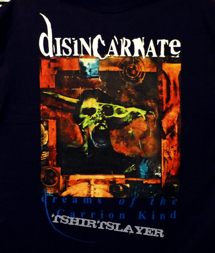Disincarnate - Dreams of the Carrion kind 2018 & Collection