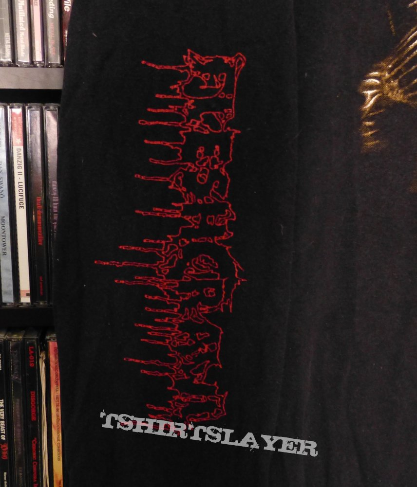 Fleshcrawl - On Tour with Benediction and Bolt Thrower 2002