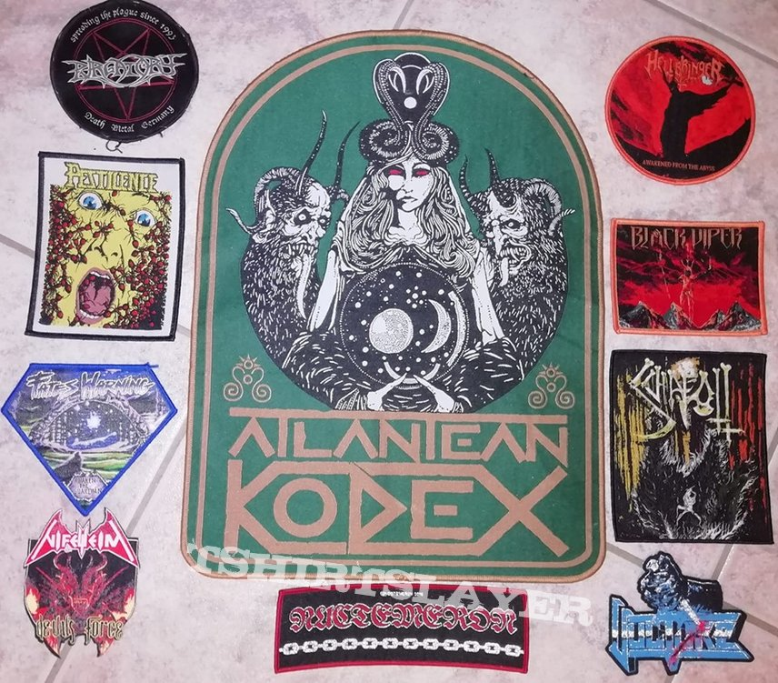 Several Patches...