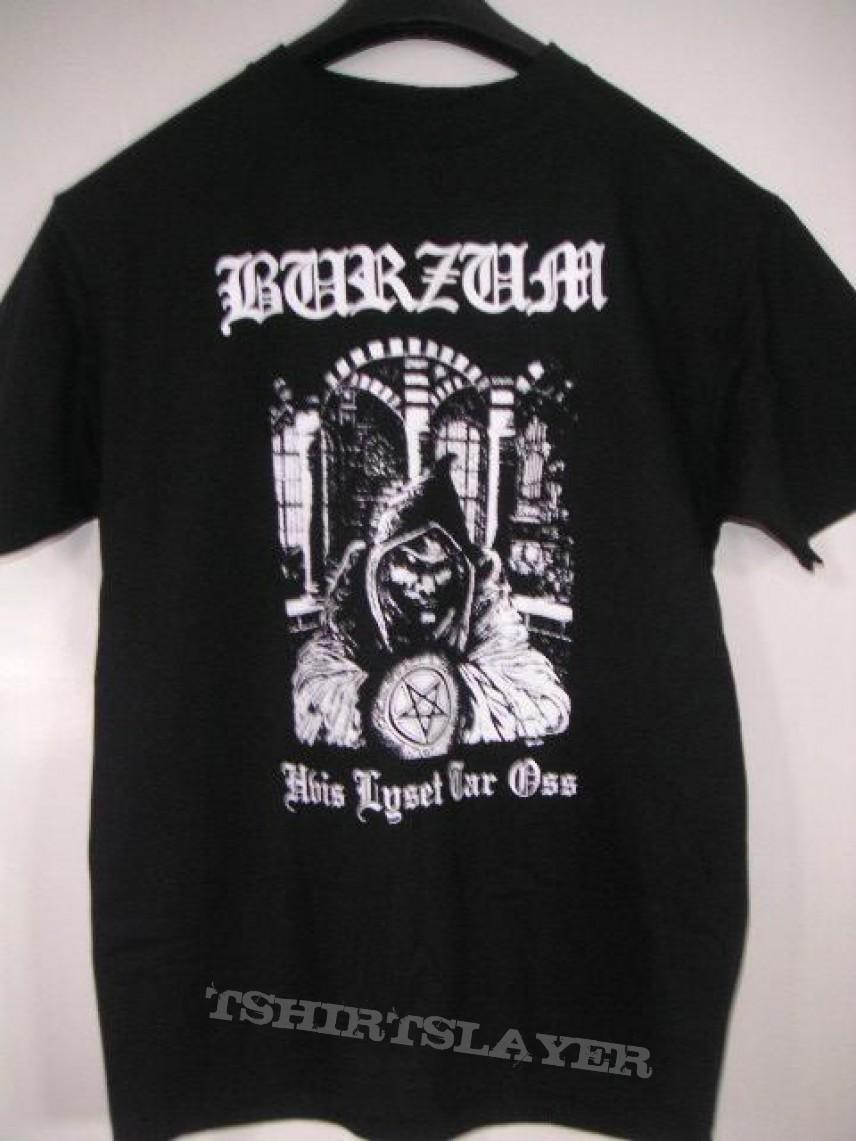 Burzum - Hvis Lyset Tar Oss - T-shirt - Medium ...