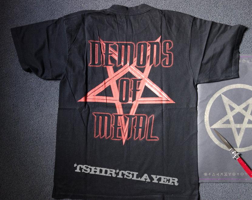 IMMORTAL  - Demons Of Metal Shirt