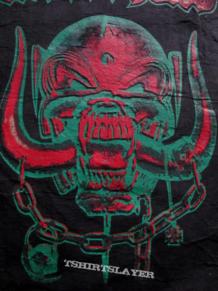 Motörhead - Backpatch