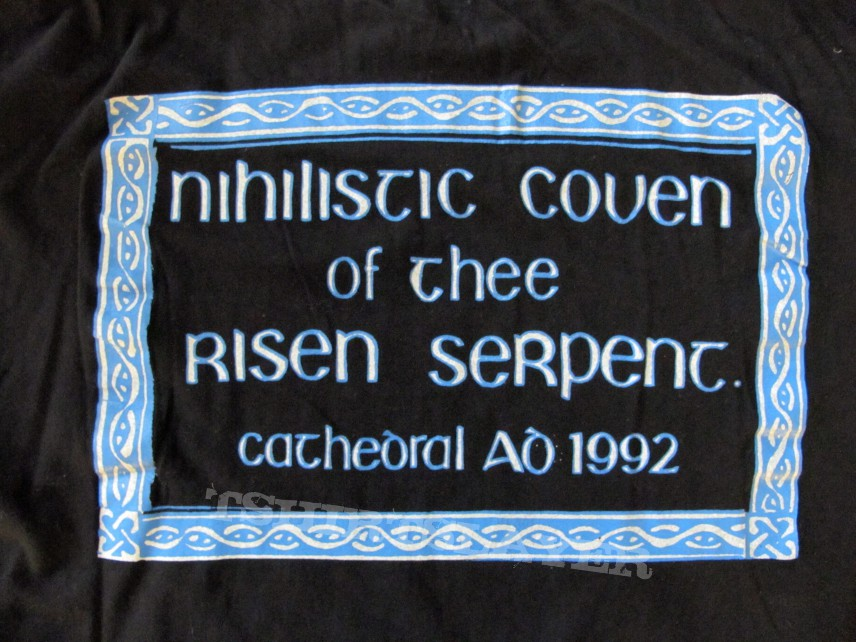 Cathedral - Shirt from 1992