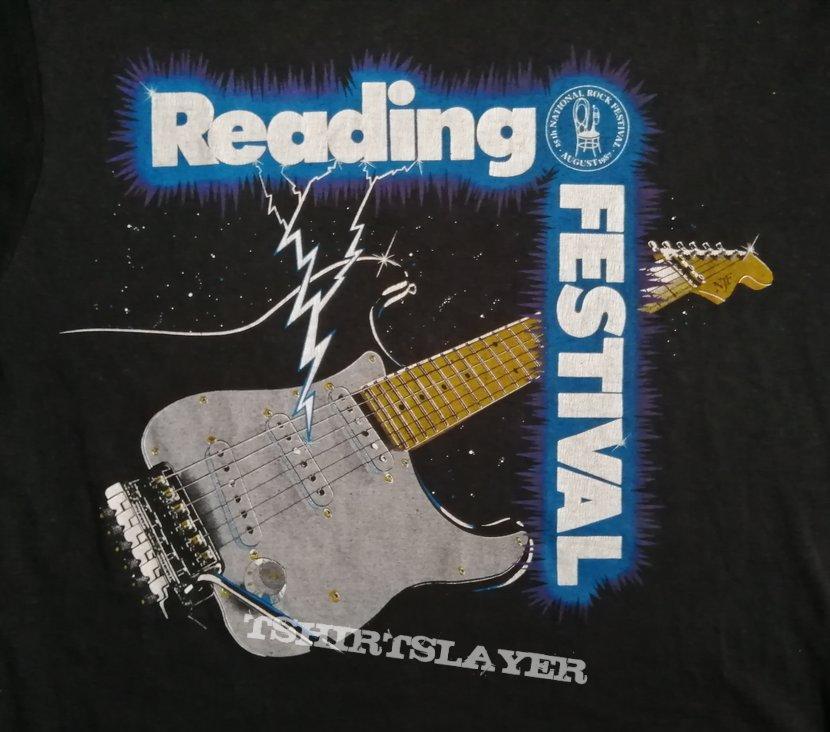 Status Quo - Reading Festival Shirt 1987