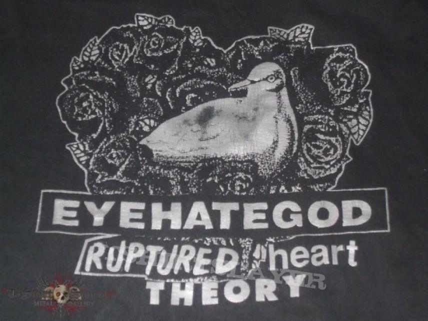"TShirt or Longsleeve - EYEHATEGOD ""RUPTURED HEART THEORY"" 1994 band shirt"
