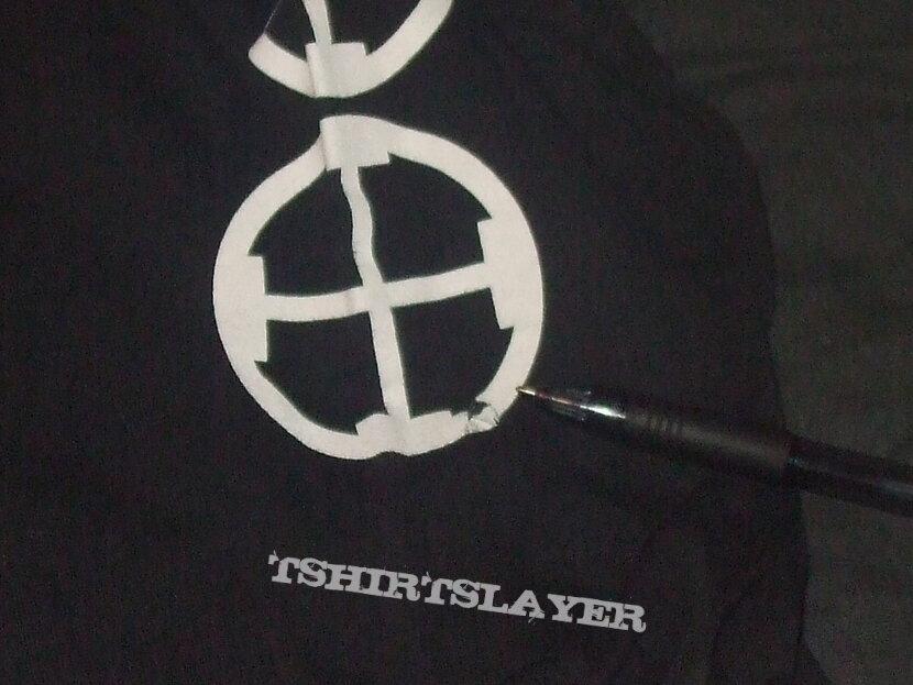 """MAYHEM """"True Norwegian Black Metal"""" 1998 longsleeve shirt"""