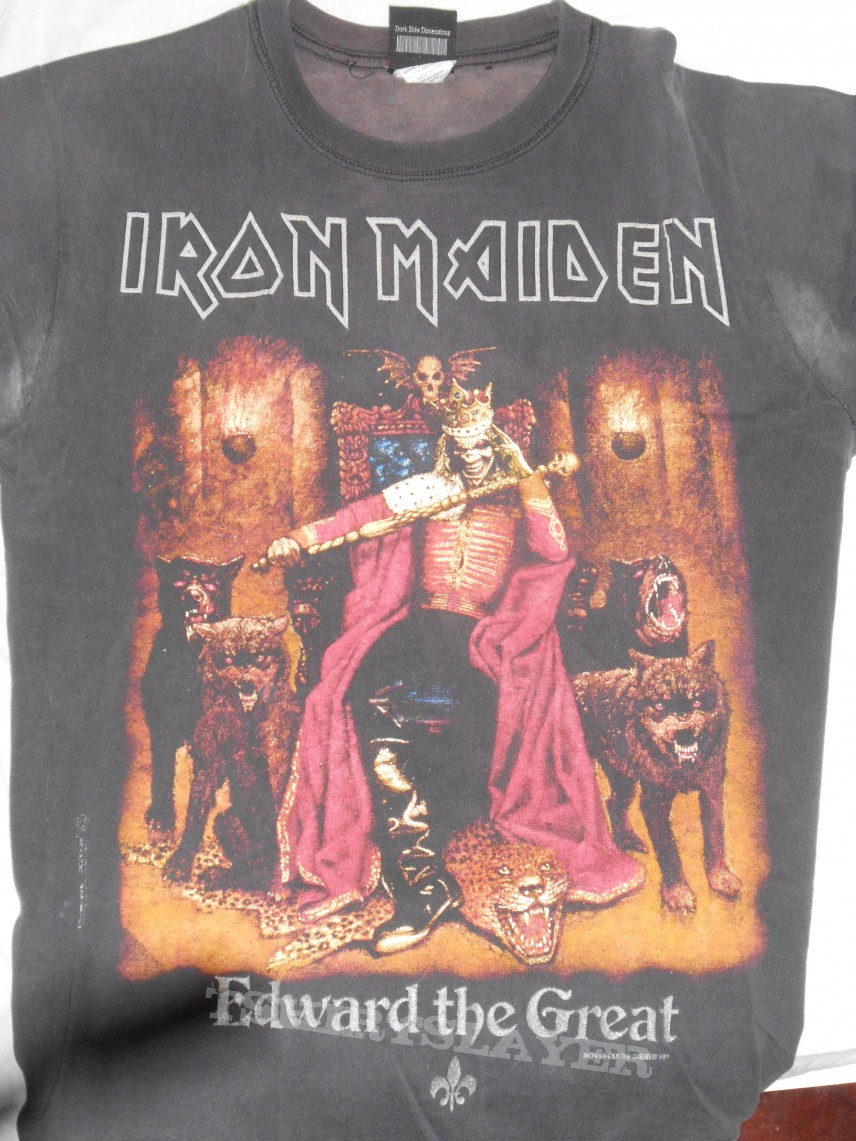 Iron Maiden Edward The Great