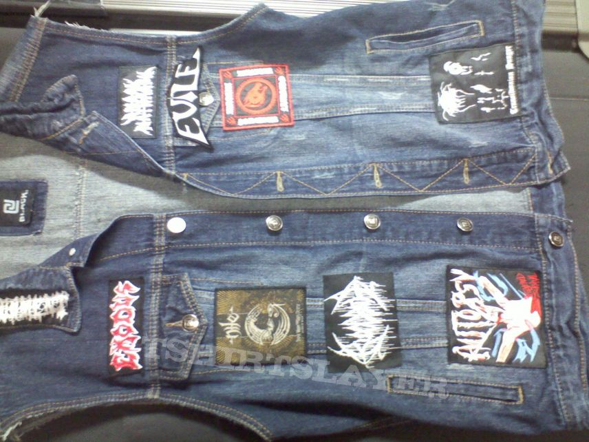 Thrash/Black/Death/Whatever Metal Battlejacket
