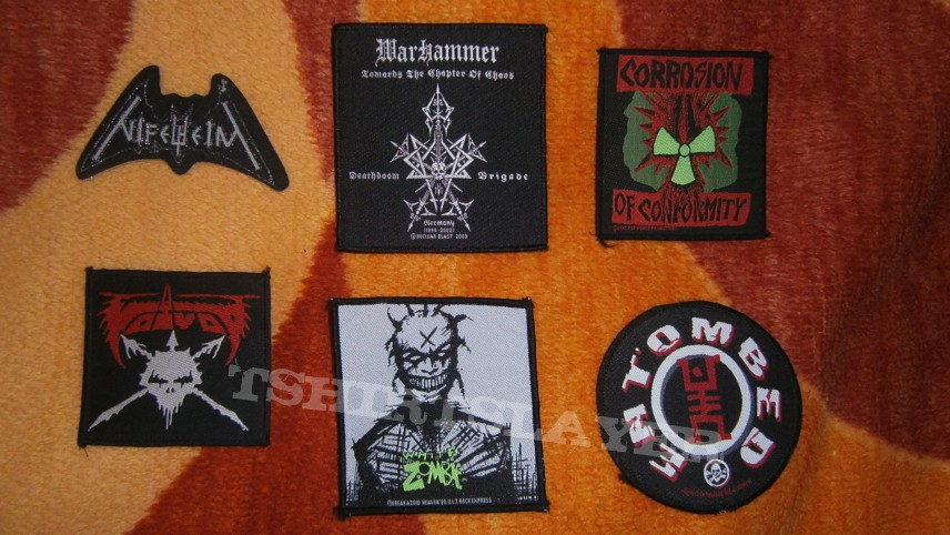 New patch arrivals