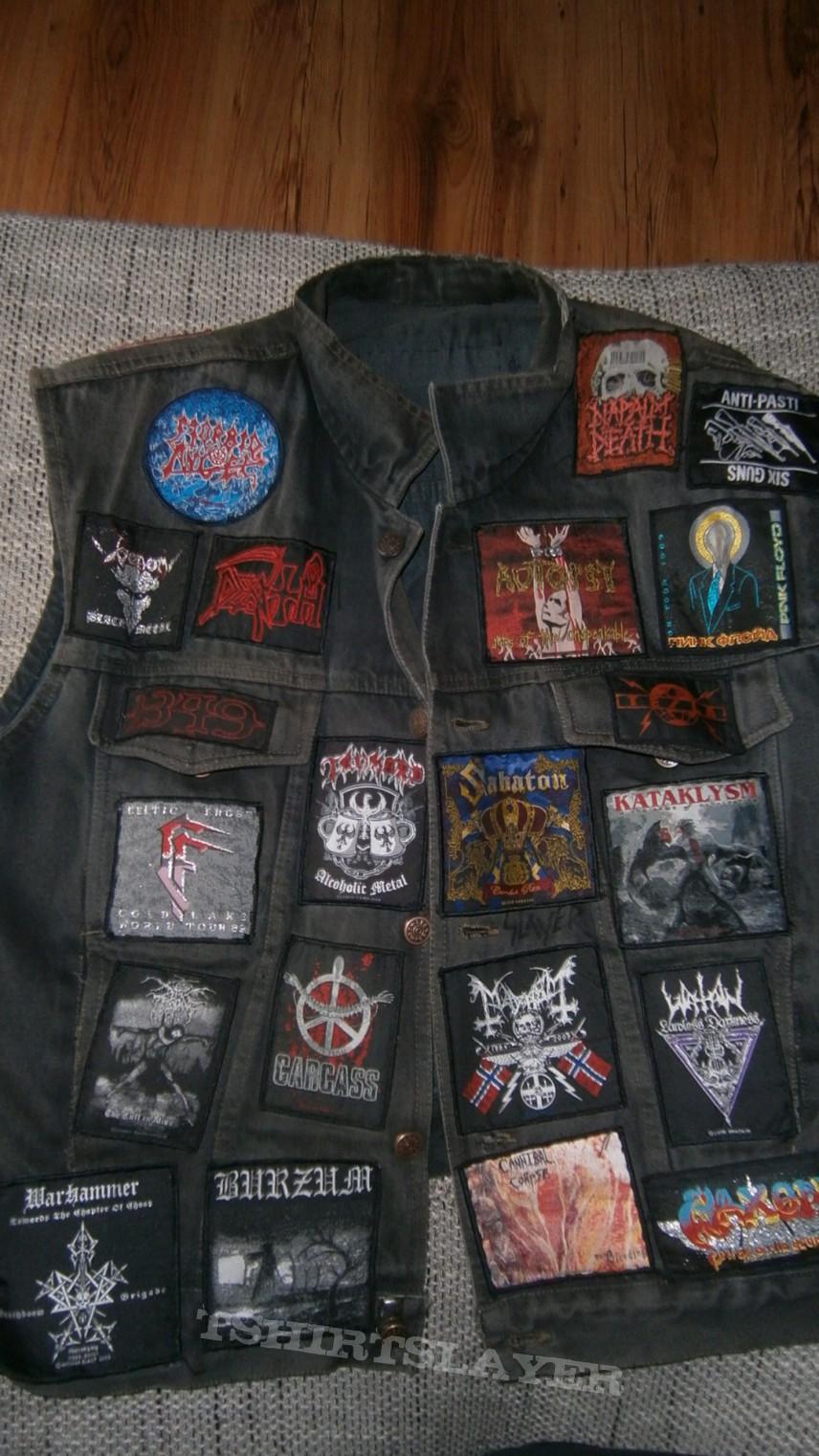 Kath's battle jacket