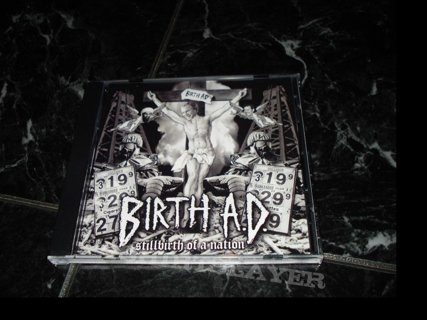 Other Collectable - Birth A.D.-Stillbirth of a nation