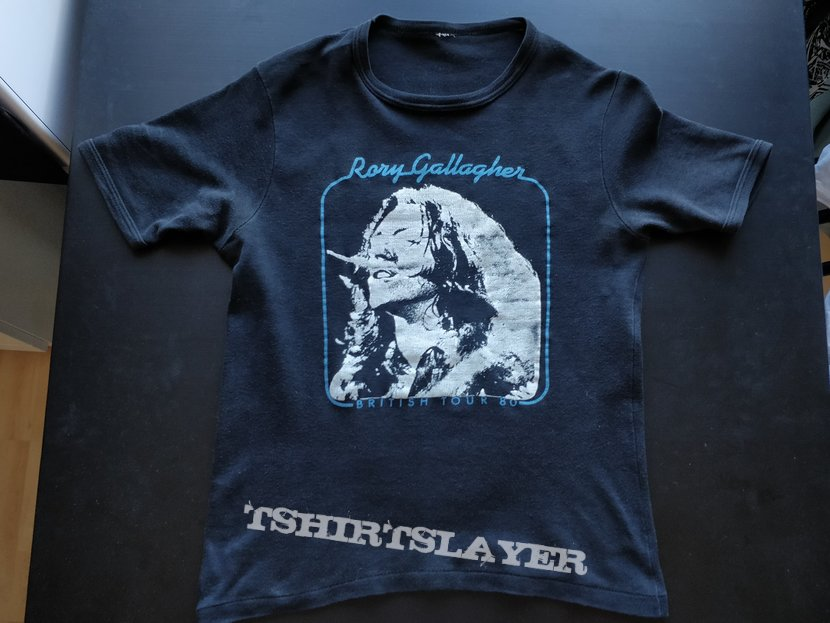 Rory Gallagher - Stage Struck Shirt