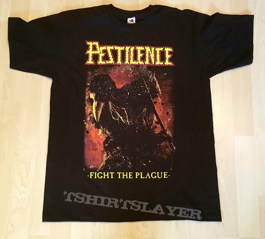 Pestilence - Fight The Plague 2018 ( Tourshirt )