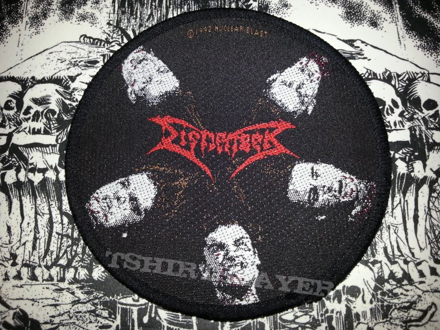Dismember - Pieces ( Patch )