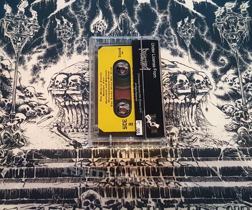 Bone Gnawer - Feast Of Flesh ( Tape )
