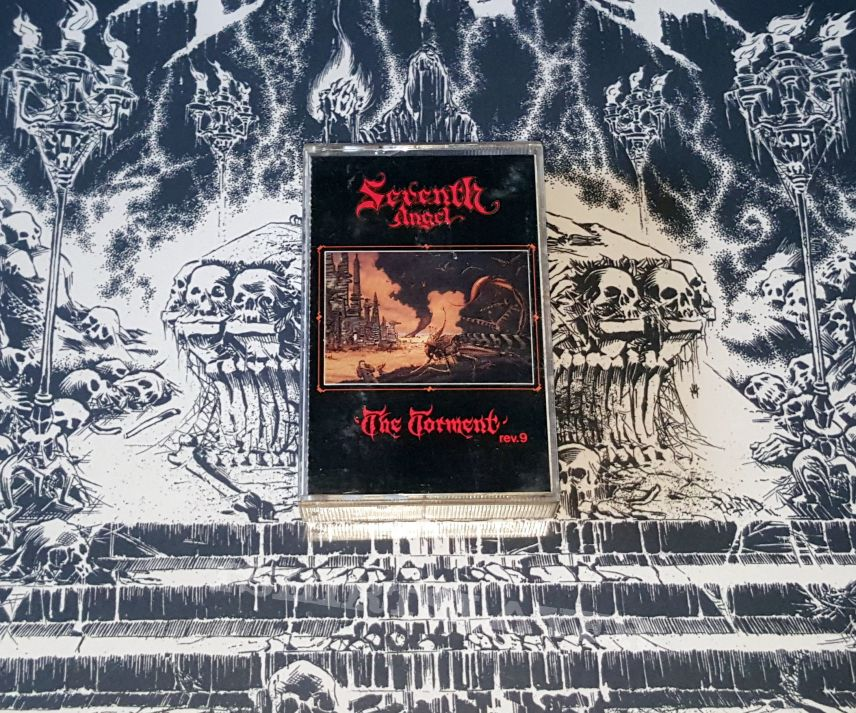 Seventh Angel - The Torment ( Tape )