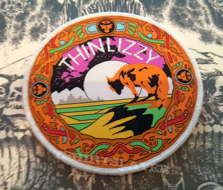 Thin Lizzy - Johnny The Fox ( Patch )